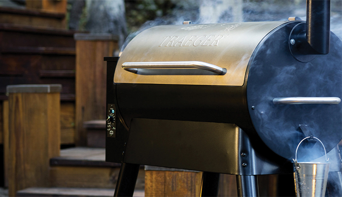 traeger grills ease