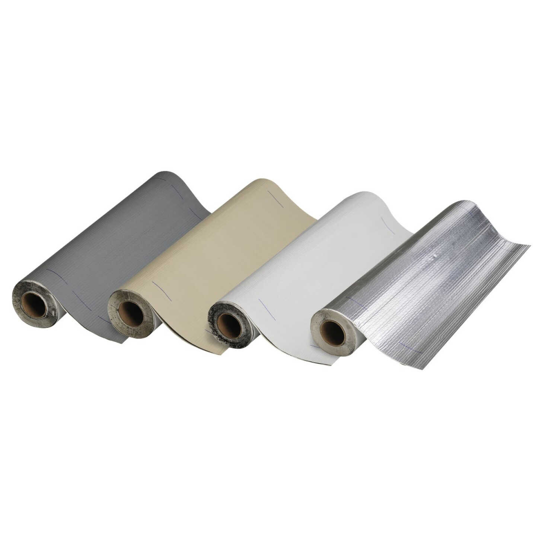 MFM Peel & Seal 36 In. X 33-1/2 Ft. Aluminum Roofing Membrane Image 7