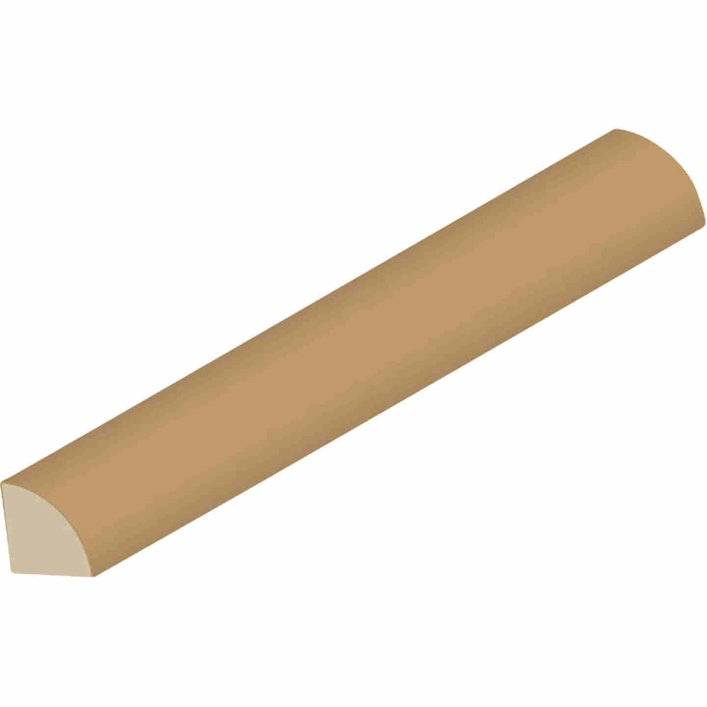 Cedar Creek WM106 Primed 11/16 In. W. x 11/16 In. H. x 96 In. L. Finger Joint Pine Quarter Round Molding Image 1