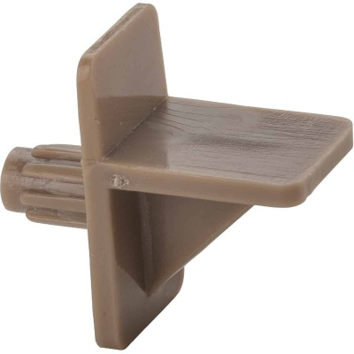 National 159 1/4 In. Tan Plastic Shelf Support