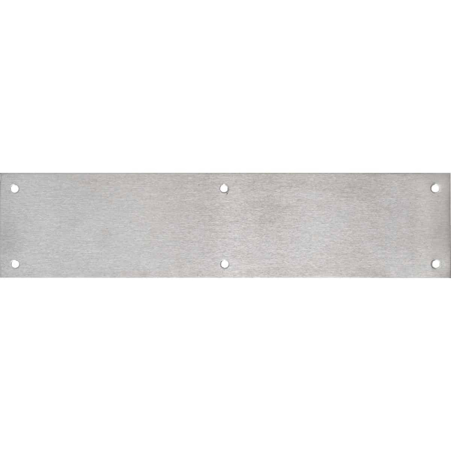 Tell 3.5 In. x 15 In. Aluminum Push Plate Image 1