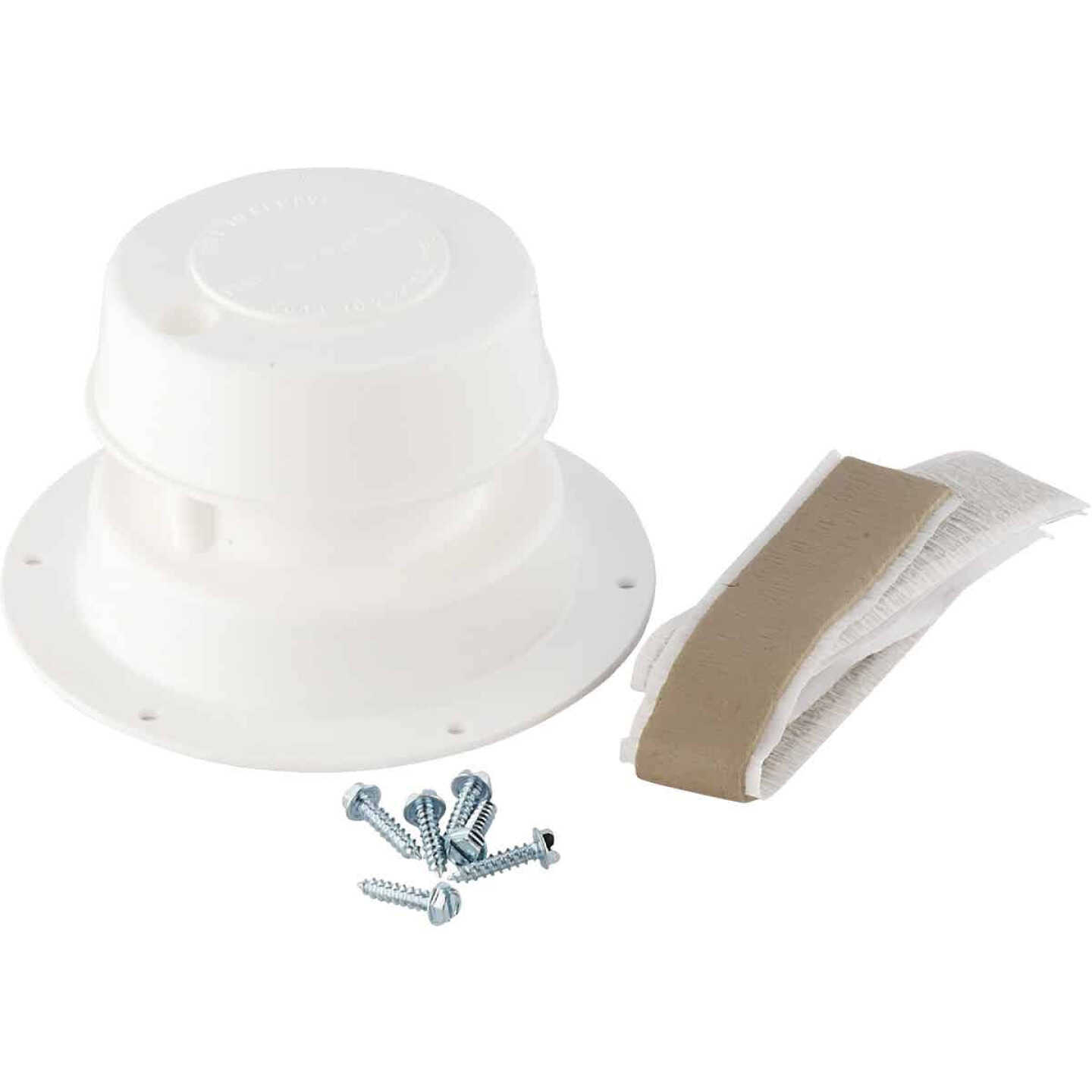 Camco 1 In. to 2-3/8 In. Replace-All Plumbing RV Vent Cap Kit Image 1