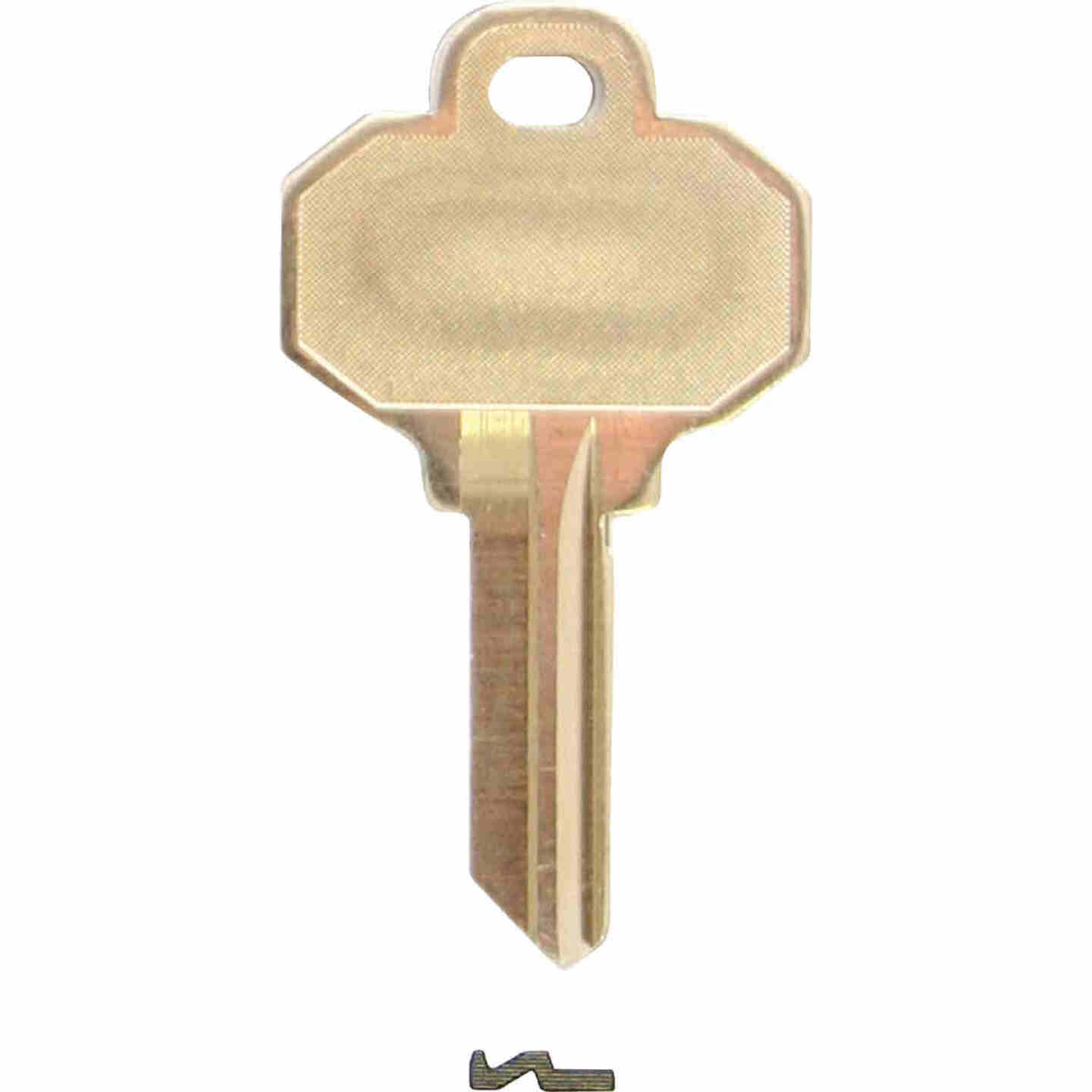 ILCO Baldwin Estate House Key, Blank BW2 (10-Pack) Image 1