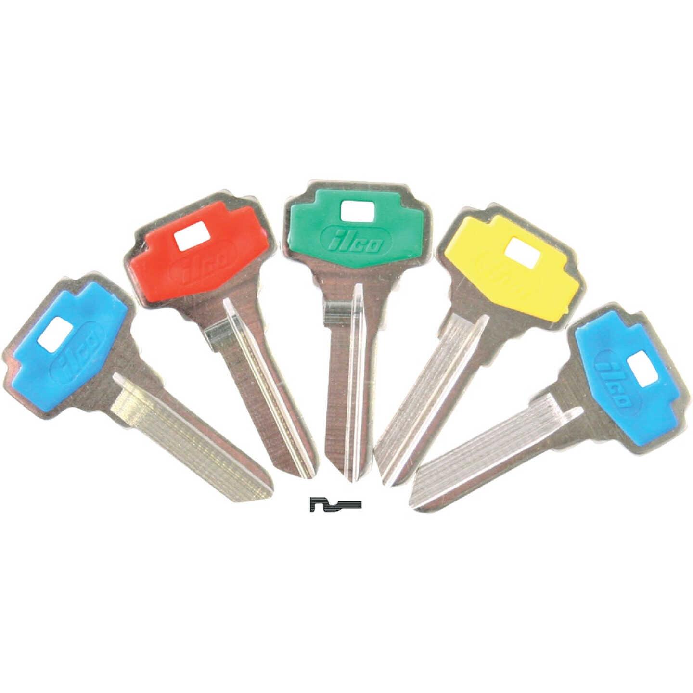 ILCO Dexter Design Decorative House Key, DE6P (5-Pack) Image 2