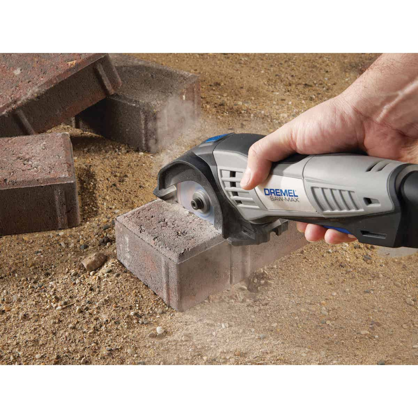Dremel Saw-Max 3 In. 6-Amp Circular Saw Kit Image 2