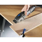 Dremel Saw-Max 3 In. 6-Amp Circular Saw Kit Image 5