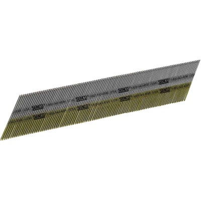 Senco 15-Gauge Stainless Steel 34 Degree Angled Finish Nail, 2-1/2 In. (1200 Ct.)