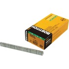 Bostitch 18-Gauge Galvanized Narrow Crown Finish Staple, 7/32 In. x 1/2 In. (7000 Ct.) Image 1