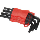 Do it SAE Short Arm Hex Key Set, 7-Piece Image 1