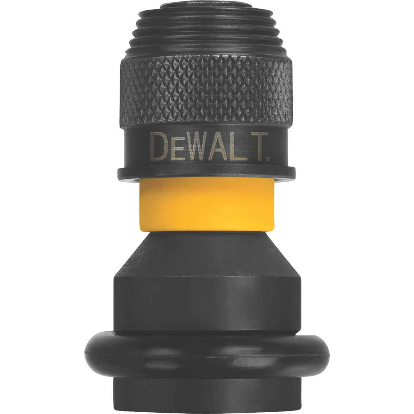DeWalt 1/2 In. Square to 3 In. Hex Drive Adapter Image 1