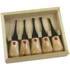 Flex Cut 5-Piece Beginners Palm Carving Tool Set Image 1