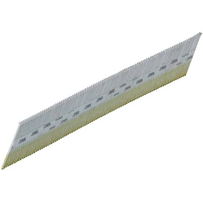 Senco 15-Gauge Bright 34 Degree Angled Finish Nail, 1-1/2 In. (700 Ct.)