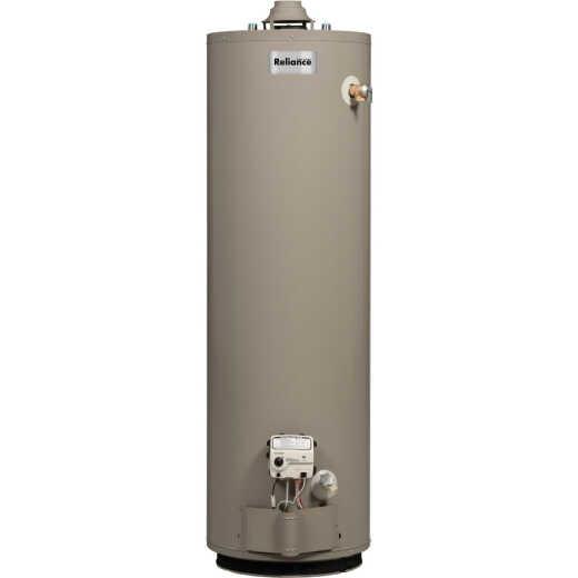 Reliance 40 Gal. Tall 6yr 35,500 BTU Natural Gas Water Heater