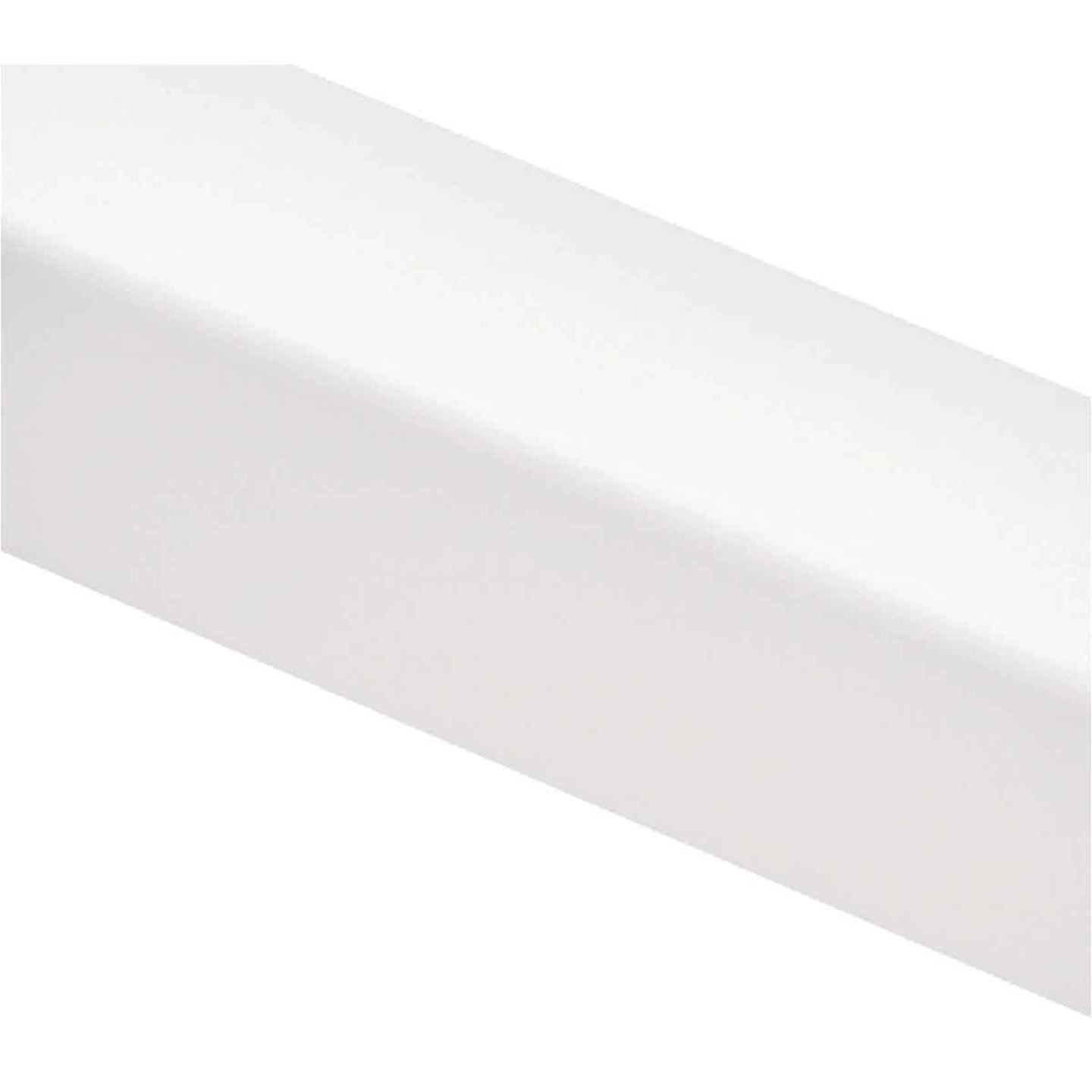 Franklin Brass Porcelana 24 In. White Replacement Towel Bar Only Image 2