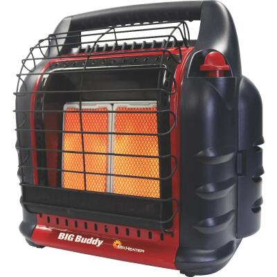 MR. HEATER 18,000 BTU Radiant Big Buddy Propane Heater