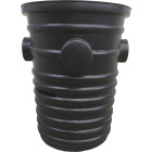 Advanced Basement 24 In. H. x 19 In. Dia. Polyethylene Sump Pump Well Liner Image 1