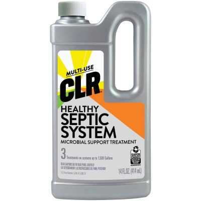 CLR Healthy Septic System 28 Oz. Septic Tank Treatment