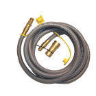 MR. HEATER 12 Ft. 3/8 In. Thermoplastic Natural/Propane Gas Patio Hose Assembly Image 1