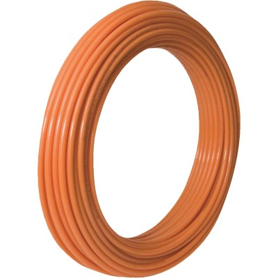 SharkBite 3/4 In. x 300 Ft. Orange Oxygen Barrier Radiant Heating PEX Pipe Type B Coil