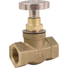 OEM 3/8 In. Female Oil Tank Fusible In-Line Safety Valve Image 1