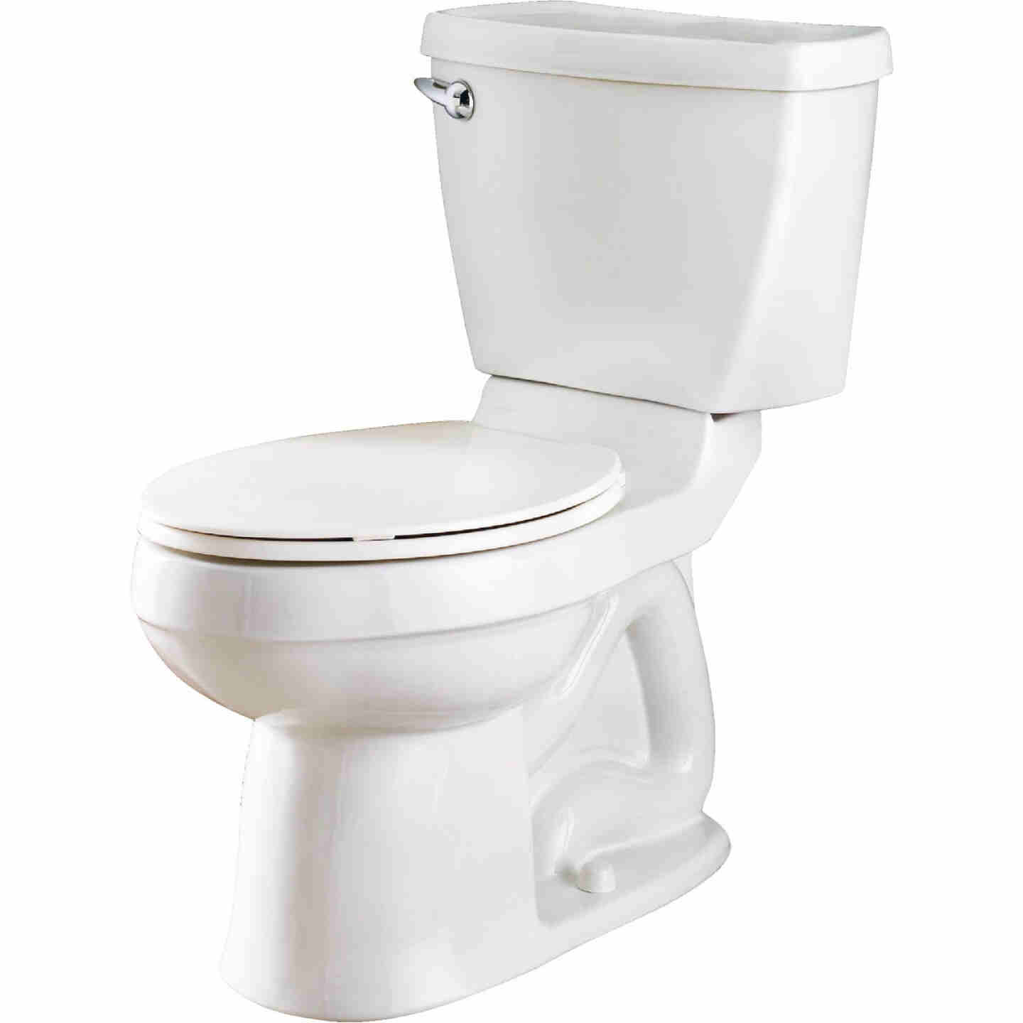 American Standard Champion 4 Right Height White Elongated Bowl 1.6 GPF Toilet Image 4