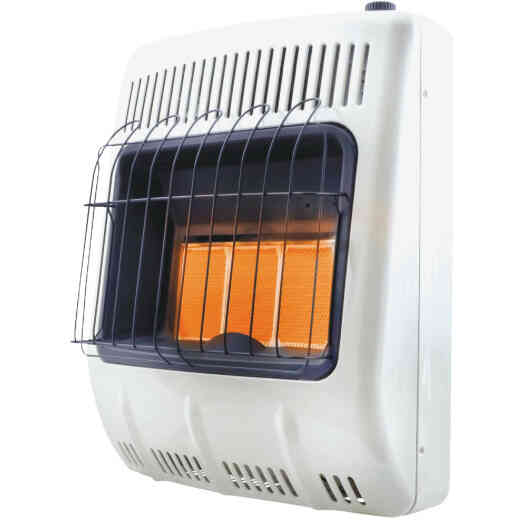 Mr. Heater 18K Vent Free Natural Gas (NG) Radiant Wall Heater