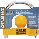 Reese Towpower Cast Steel 1-7/8 In., 2 In. & 2-5/16 In. Coupler Lock Image 2