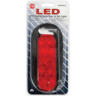 Peterson LumenX Oval 9-16 V. Red Stop & Tail Light Image 2