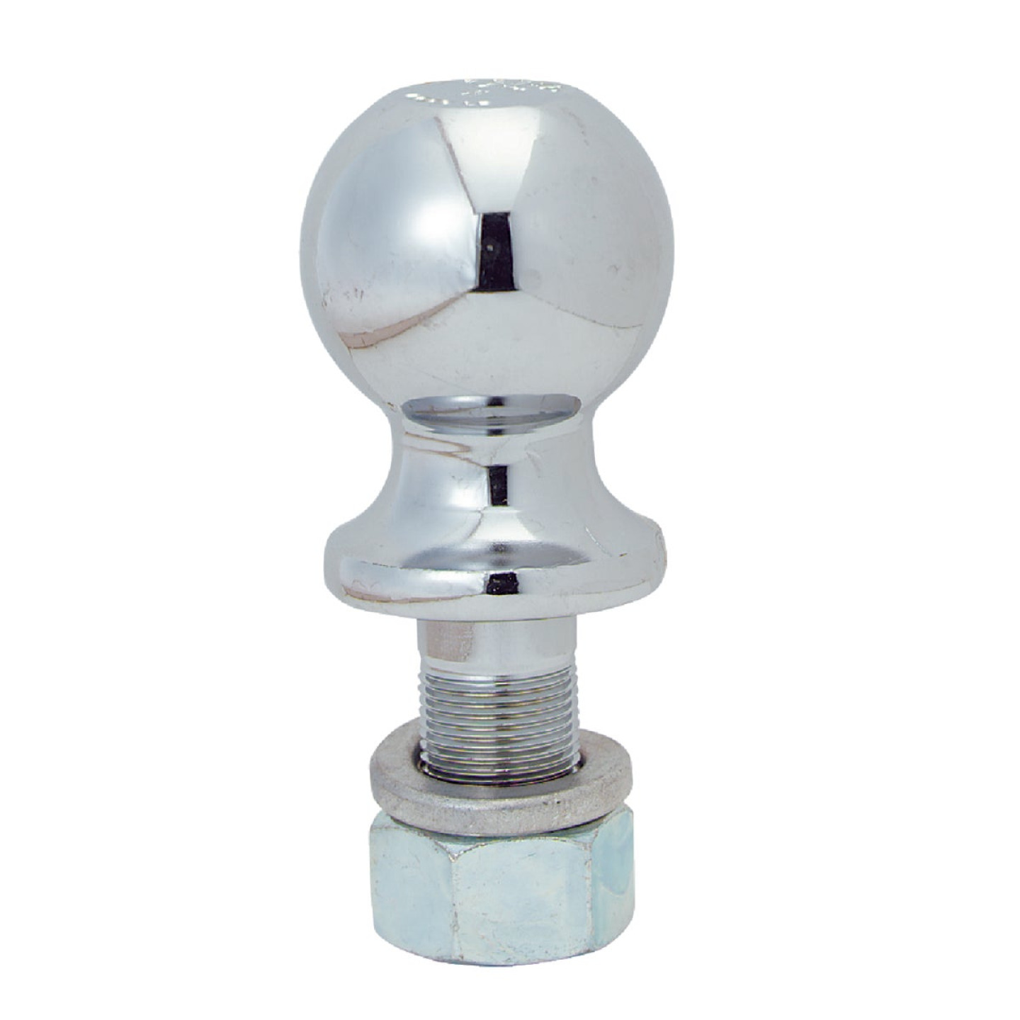 Reese Towpower 2-5/16 In. x 1 In. x 2 In. Hitch Ball Image 1