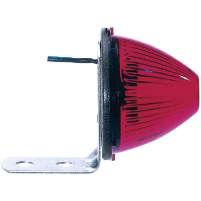 Peterson Beehive 12 V. Red Clearance Light