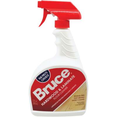 Bruce 32 Oz. Hardwood & Laminate Floor Cleaner