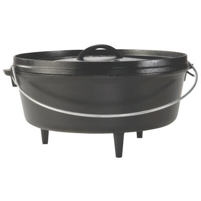 Lodge 6 Qt. Cast Iron Dutch Oven
