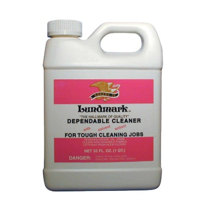 Lundmark Renews-It 32 Oz. Dependable Wood Floor Cleaner