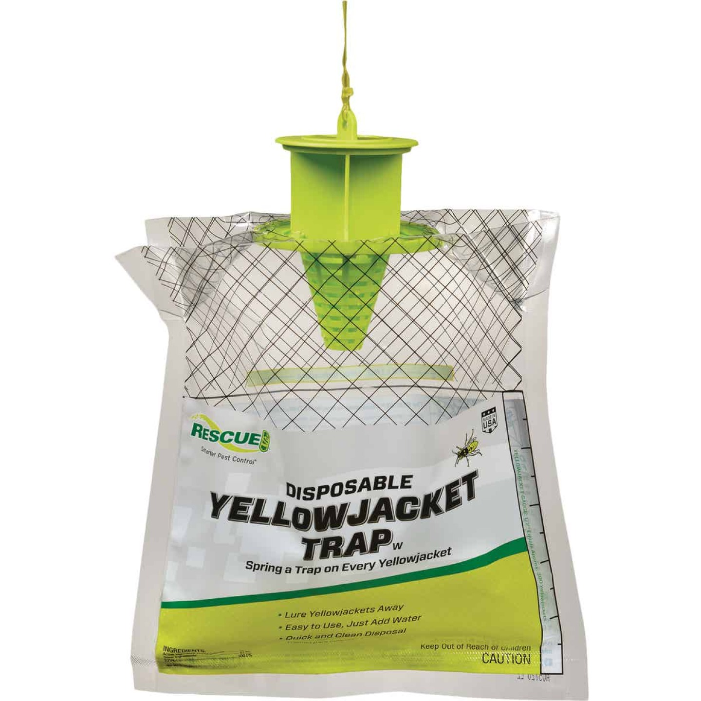 Rescue Disposable Yellow Jacket Trap, Western Version Image 1