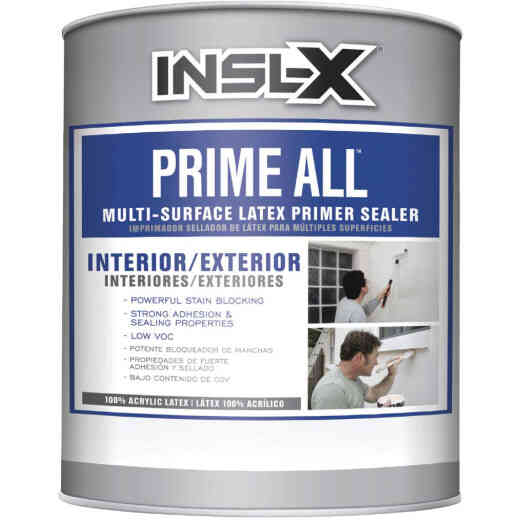 Insl-X Prime All 1 Qt. Multi-Surface Latex Primer Sealer