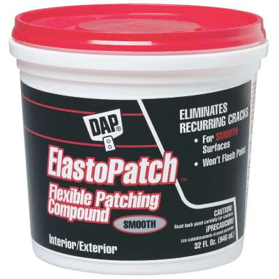 DAP ElastoPatch Quart White Patching Compound