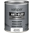Valspar Anti-Rust Galvanized Metal Primer, White, 1 Qt. Image 1