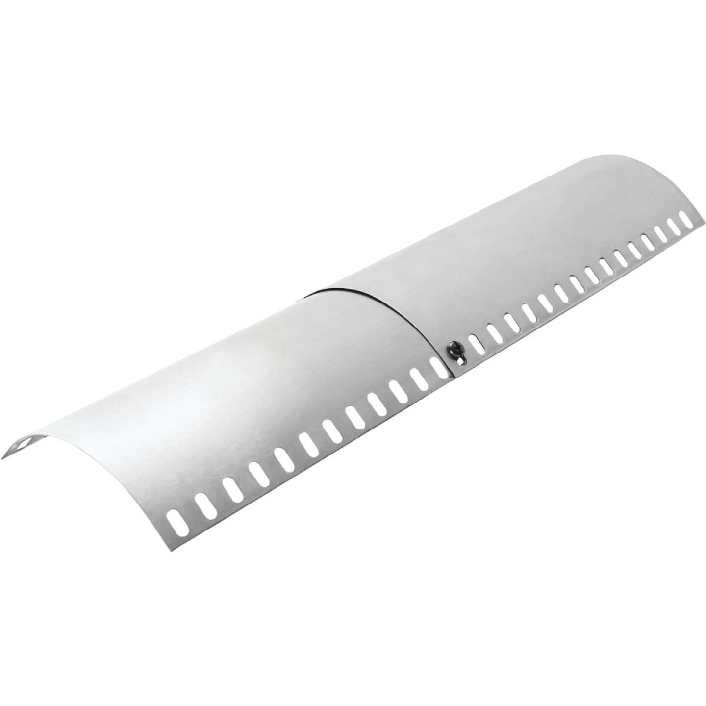 GrillPro 12 In. to 18 In. Porcelain-Coated Universal Adjustable Heat Plate Image 1