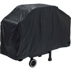 GrillPro Economy 56 In. Black Vinyl Grill Cover Image 1