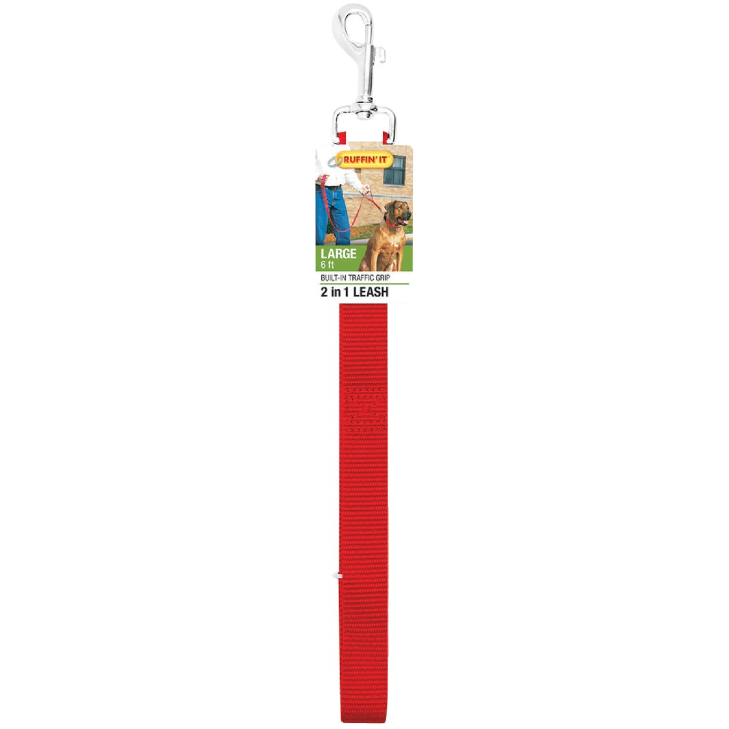 Westminster Pet Ruffin' it 6 Ft. Dog Leash Image 5