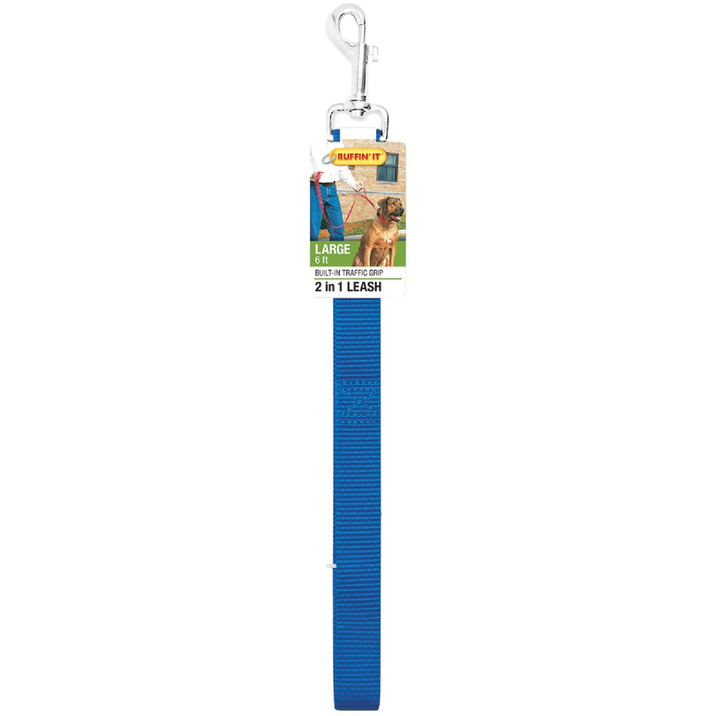 Westminster Pet Ruffin' it 6 Ft. Dog Leash Image 3