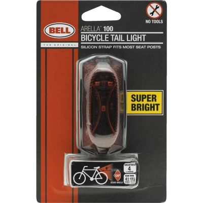 Bell Sports LED Red Safety Bicycle Brake Light