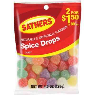 Gurley's 4.25 Oz. Spice Drops