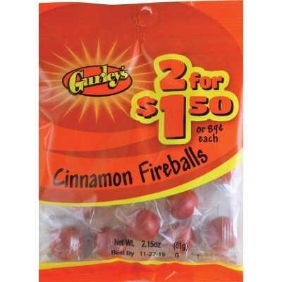 Gurley's 2.15 Oz. Cinnamon Fireballs