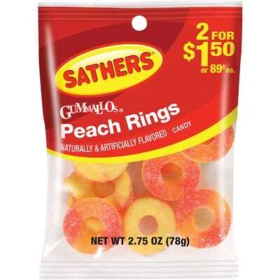 Gurley's 2.5 Oz. Peach Rings
